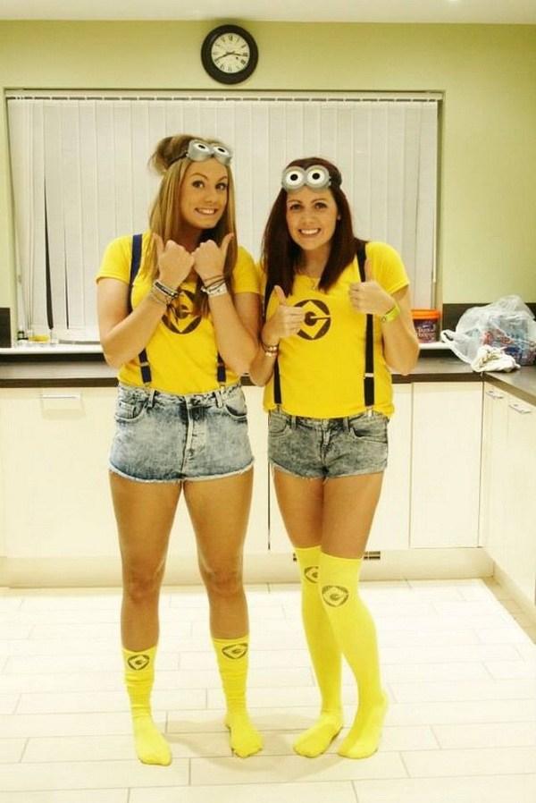 Disfraces Minions Best friend!