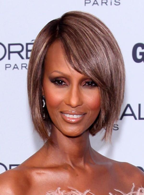 peinados cortos para mujeres negras 14