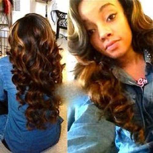 Peinados para niñas negras con cabello largo-14
