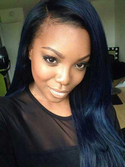 Peinados para niñas negras con cabello largo-20