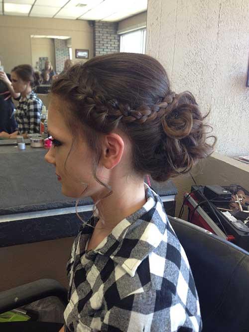Peinados trenzados para damas-9
