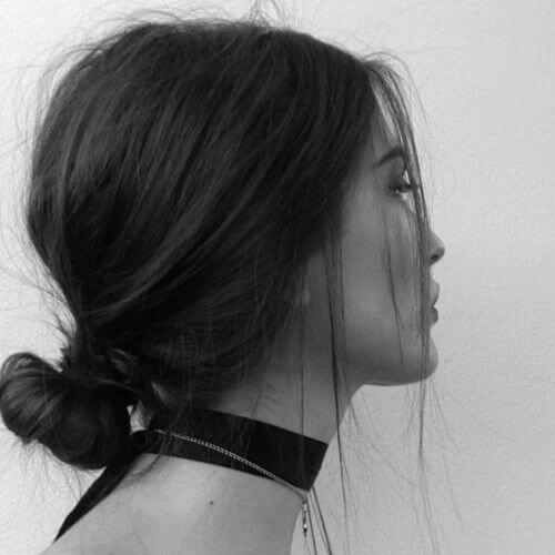 Peinados rectos y rectos para cabello liso