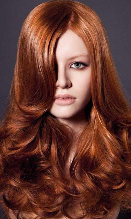 Peinados largos en capas-11