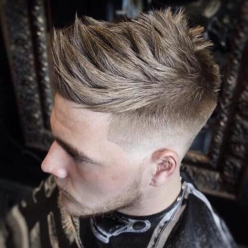 Peinados con espirales