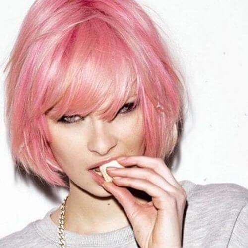 bob rosado invertido