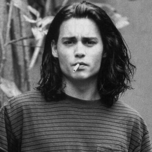 Peinado adolescente rebelde
