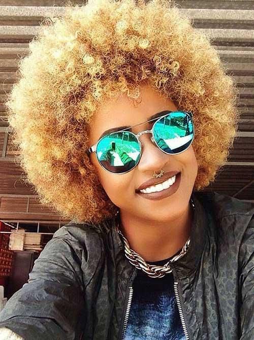 30 Mejores Estilos De Peinados Afro 187 Largo Peinados