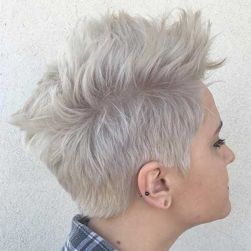 Cortes de cabello Pixie