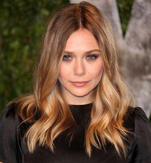 Últimos peinados de celebridades