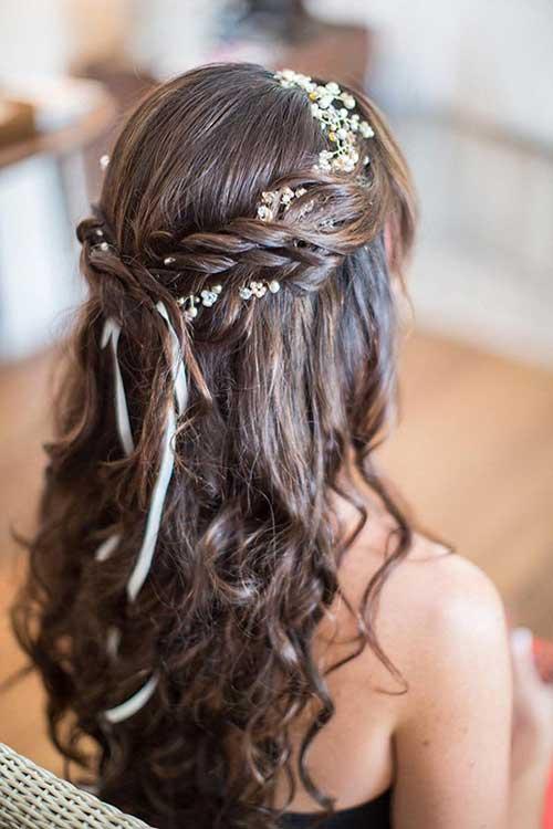 Peinados para bodas cabello largo-14