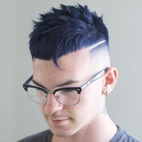 Peinado romo y picado