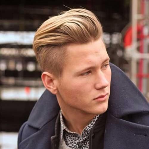 Undercut modernos peinados para hombres