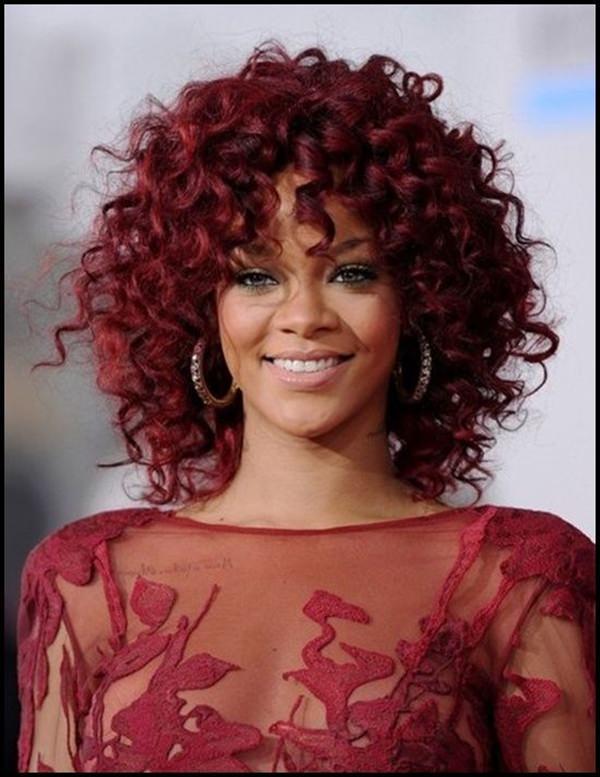peinados cortos para mujeres negras 40