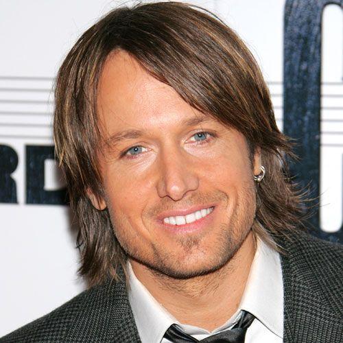 parte lateral peluca peinados de longitud media para hombres
