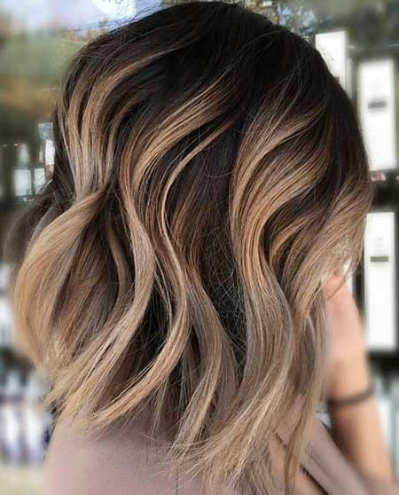 Ideas de colores de pelo para Brunettes Balayage Rubio, Balayage, Balayage rubio
