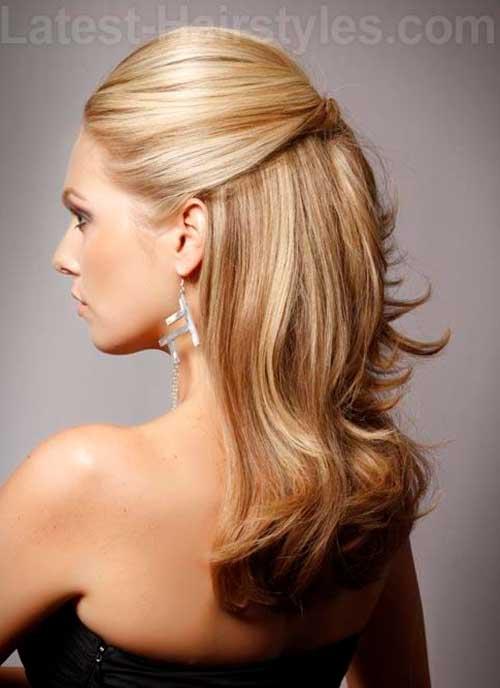 Gorgeous Half-Up Half-Down peinados