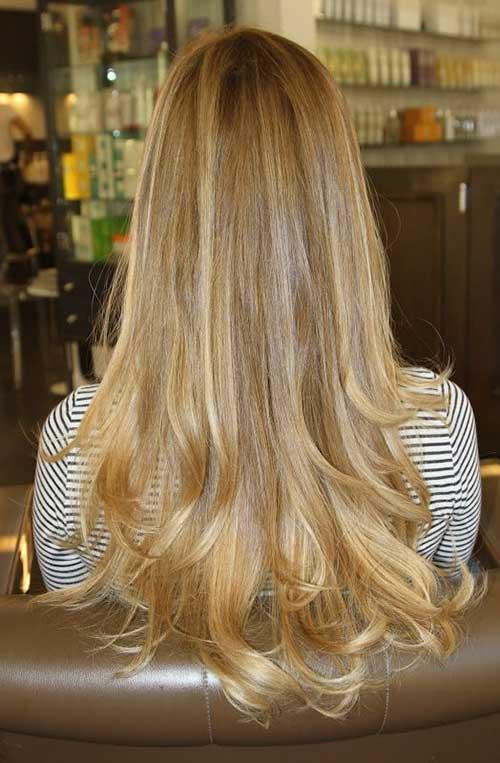 Sutil Ombre Peinados