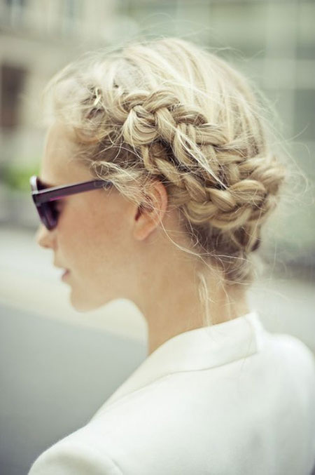 Estilos de trenza de cabello