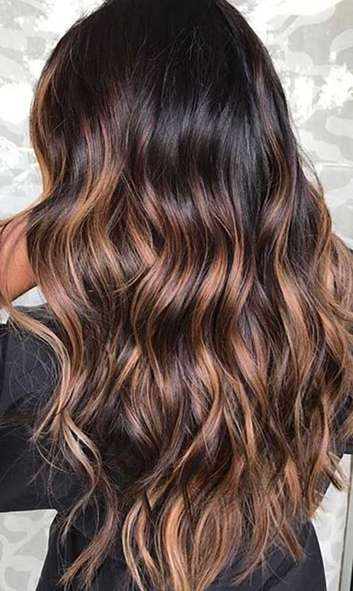 Balayage Ombre Hair Colors-8