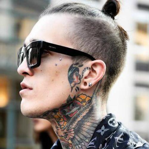 Corte de pelo hipster