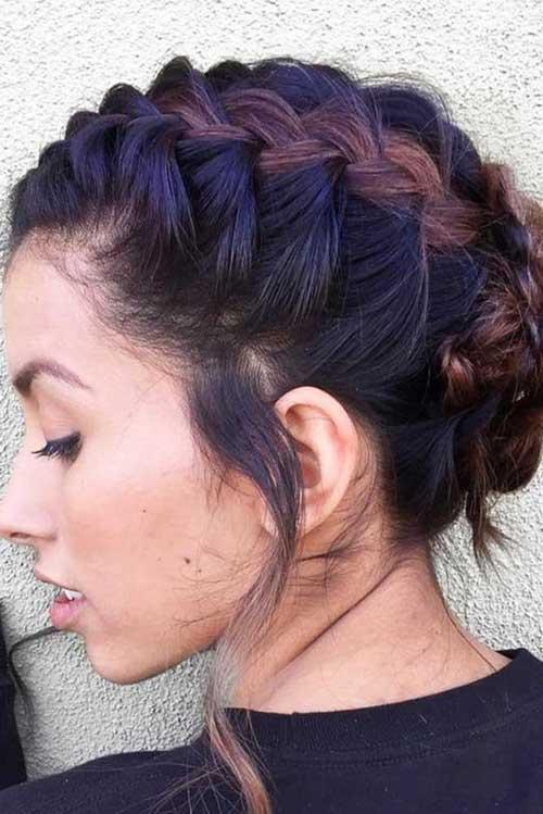 Peinados cortos trenzados-10