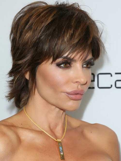 Lisa Rinna Haircuts-16