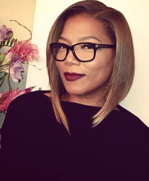 peinados de reina latifah para mujeres mayores de 40
