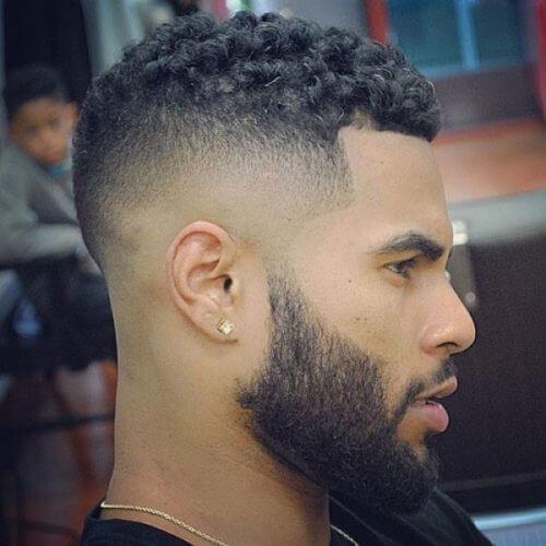 Fade Hairstyles para hombres negros