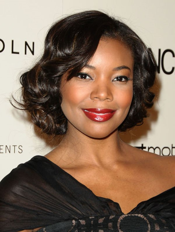 peinados cortos para mujeres negras 15