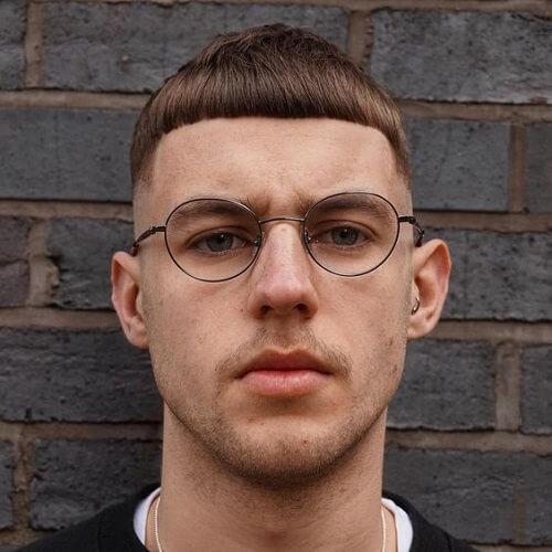 Bowl Caesar Haircut