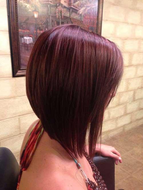 Peinados de Bob invertidos 2014