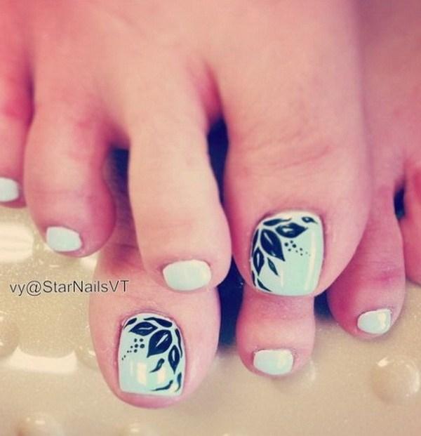 Más de 50 Ideas para el arte de uñas Pretty Toe » Page 5 of 6 ...