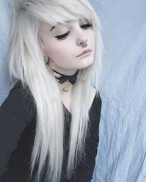 Buen peinado largo