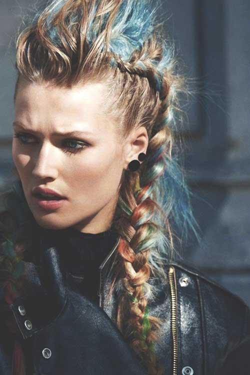 Punk Long Hairstyles-14