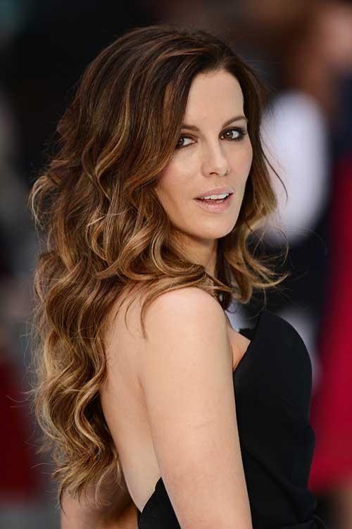 Kate Beckinsale peinados