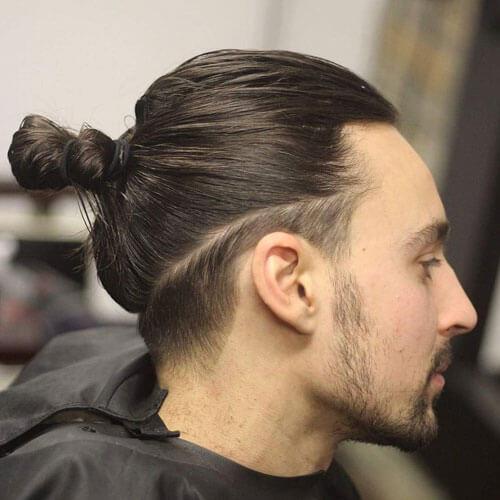 Peinados hombre negocios peinados casuales