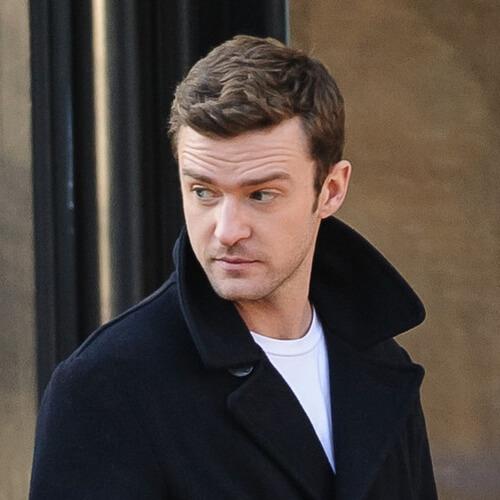Faux Hawk Justin Timberlake Peinados