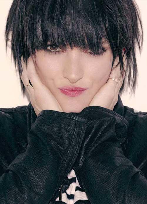 Peinados de celebridades con flequillo-6