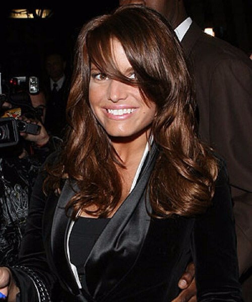jessica simpson chocolate brown hair