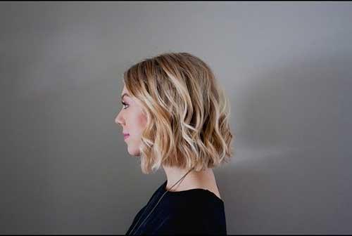 Peinados de baile cortos simples 2018