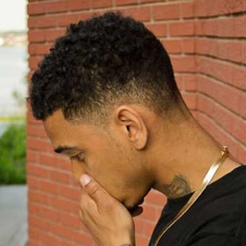 Peinados modernos para hombres negros