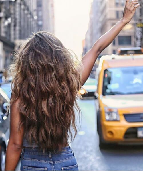 pelusa corte de pelo