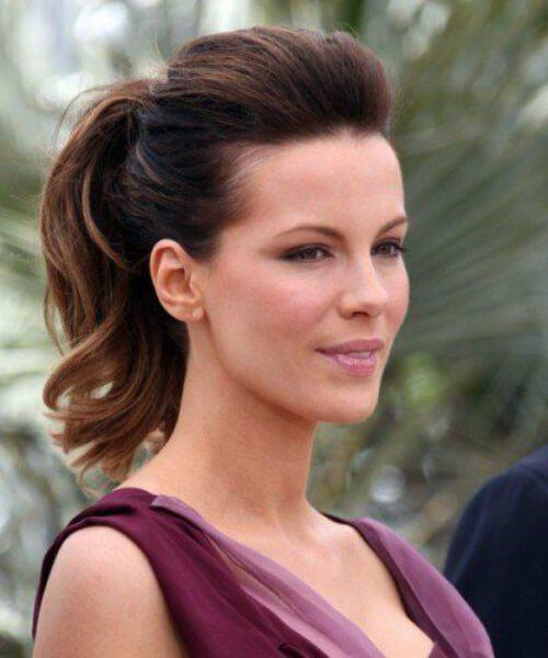 kate beckinsale peinados para mujeres mayores de 40 años