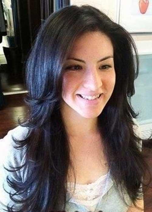 Cool Hair Morena Long Layered Haircuts