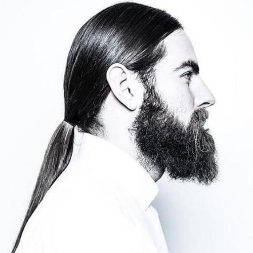 Peinados inteligentes para cabello largo