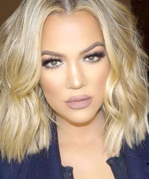 khloe kardashian en capas bob