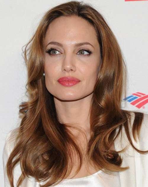 Angelina Jolie Famous Hair 2018