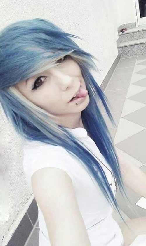 Punk Long Hairstyles-8