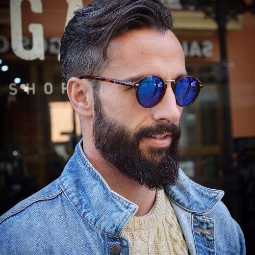 peinado corto para hombres