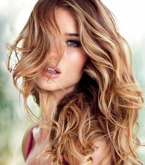Tinte Rubio Peinados Marrón oscuro